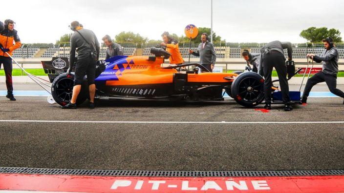 Pirelli anuncia los test de sus nuevos neumáticos de 18 pulgadas