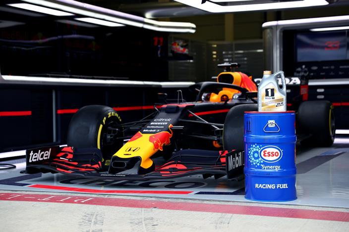 Red Bull contará con un nuevo combustible para la temporada 2021
