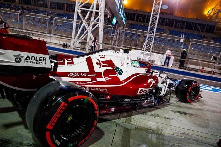 Sábado en Baréin - Alfa Romeo se cuela en Q2 con ambos monoplazas