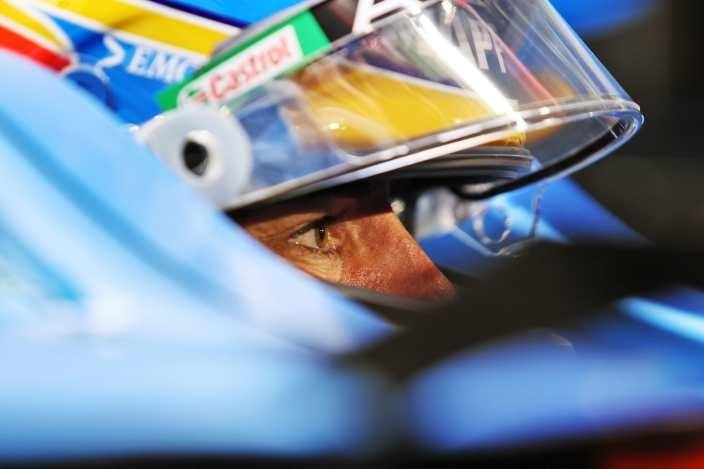 Sábado en Baréin - Alpine se mete en la Q3 con un Alonso impresionante; Ocon cae en la Q1