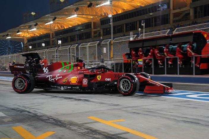Sábado en Baréin – Ferrari: cuarto y octavo para cerrar una buena clasificación