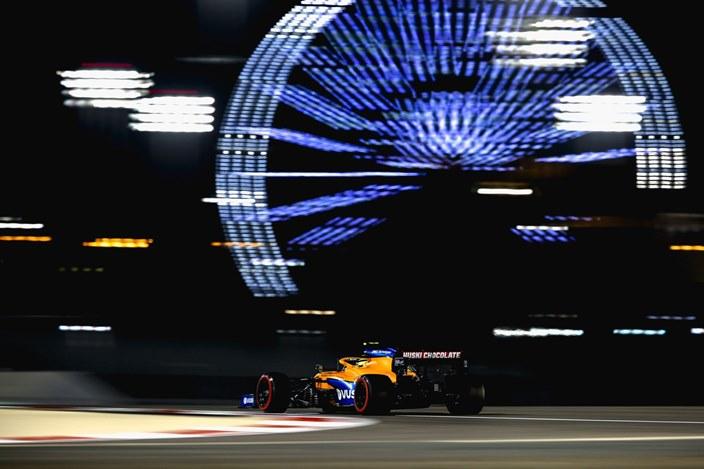 Sábado en Baréin – McLaren es rápido, pero no lo suficiente