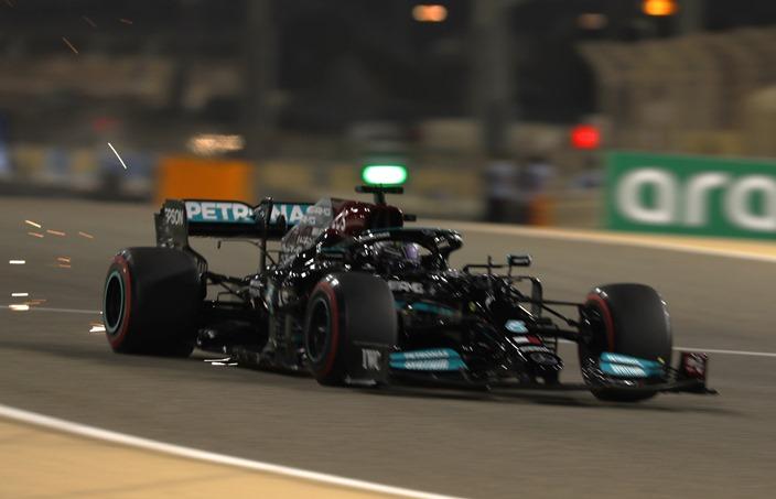 Sábado en Baréin – Mercedes es superado por Verstappen en clasificación