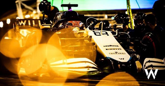 Sábado en Baréin - Williams entra en Q2 gracias a Russell