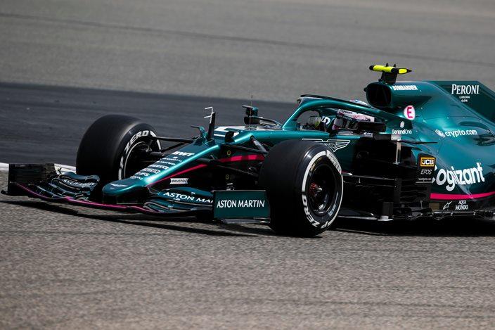 Test F1 2021: Día 1 – Aston Martin no muestra las cartas