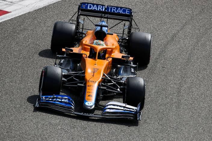 Test F1 2021: Día 1 – McLaren: desempolvando el desierto