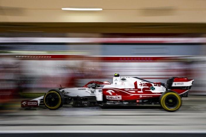 Test F1 2021: Día 2 - Alfa Romeo continúa su progresión con Giovinazzi a los mandos