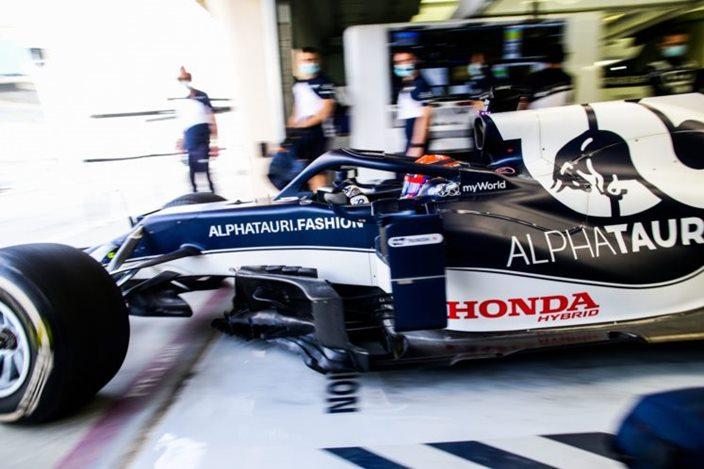 Test F1 2021: Día 2 – AlphaTauri sigue demostrando un gran nivel en esta pretemporada