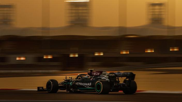 Test F1 2021: Día 2 – Mercedes es el más rápido