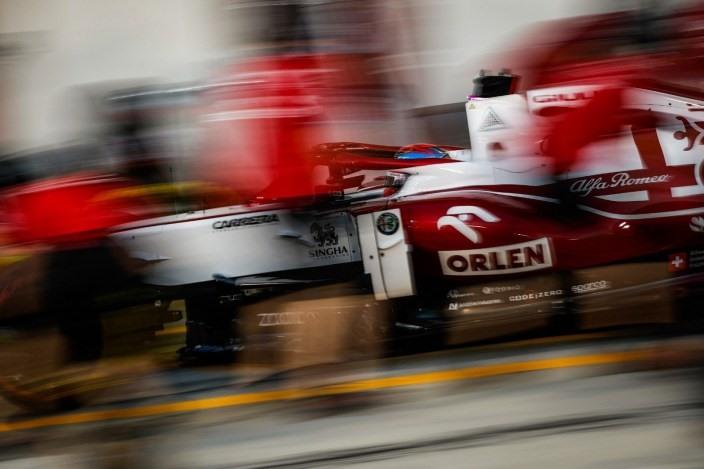 Test F1 2021: Día 3 - Alfa Romeo cierra la pretemporada como el equipo más activo