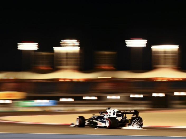 Test F1 2021: Día 3 – AlphaTauri firma una pretemporada de lo más prometedora