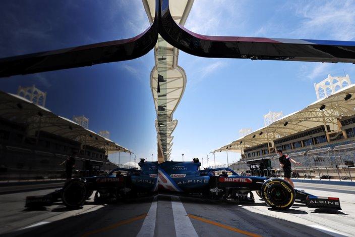 """Test F1 2021: Día 3 – Alpine finaliza los test centrado en el ritmo de carrera y """"bien preparado"""""""