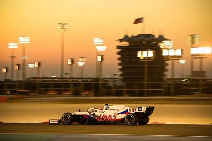 Test F1 2021: Día 3 - Haas, sin objetivos claros respecto al primer GP