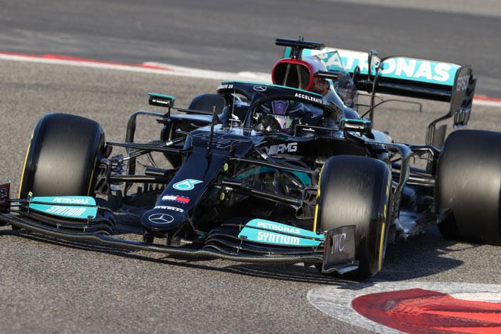 Test F1 2021: Día 3 – Mercedes y su peor pretemporada en la era turbo-híbrida