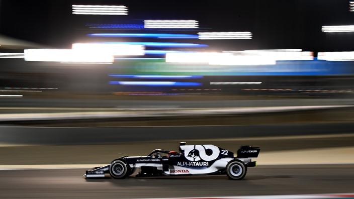 Tsunoda es el mejor debutante en años en F1, según Ross Brawn