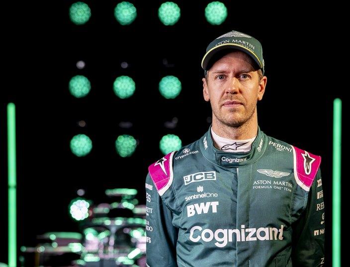 Vettel inicia la temporada con ilusión, expectativas y autoexigencia