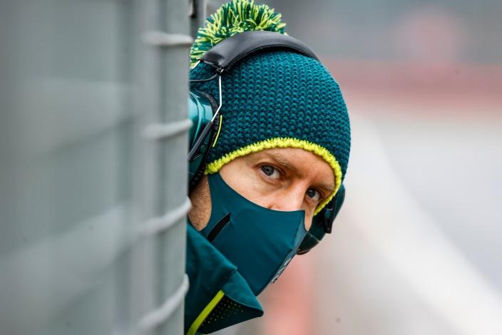 """Vettel: """"Seguro que tengo expectativas muy altas sobre mí"""""""