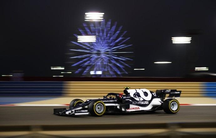 Viernes en Baréin - AlphaTauri, con ambos coches en el top ten