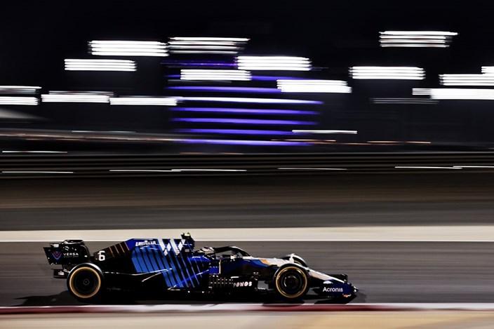 Viernes en Baréin - Williams comienza por delante de Haas