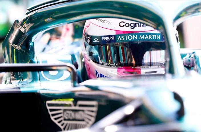 Viernes en Emilia Romaña – Aston Martin abrió su participación por debajo de lo esperado en Imola