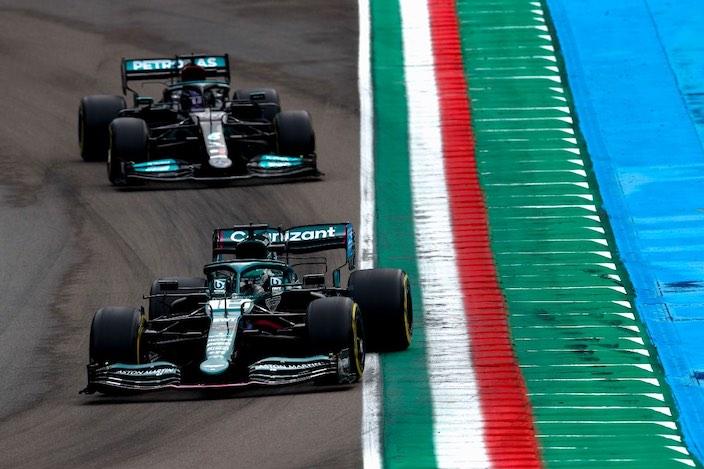 Domingo en Emilia Romaña – Aston Martin y Stroll salen de Imola con 4 puntos en la bolsa y penalizados