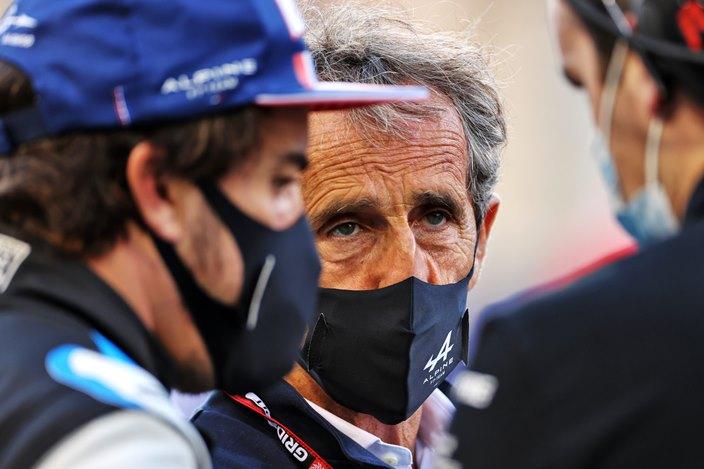 Alain Prost aplaude el compromiso de Fernando Alonso con Alpine