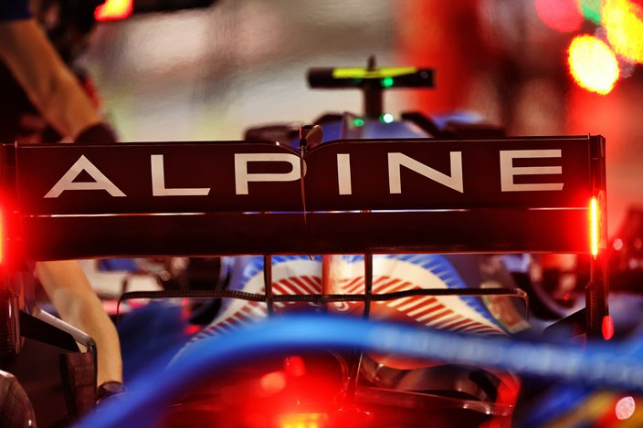 Alpine ya trabaja en su nuevo monoplaza de 2022