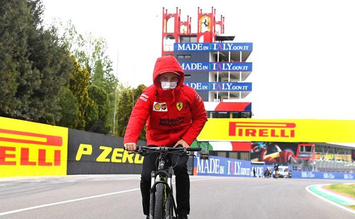 BANDERA AZUL – Previo del Gran Premio de Emilia Romaña 2021