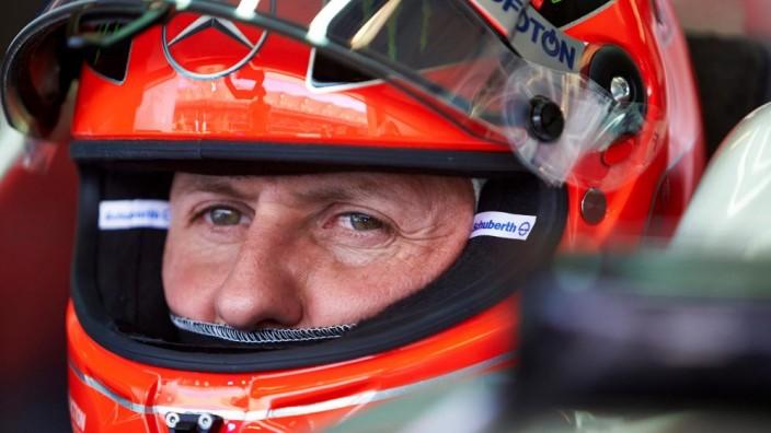 """Desde Mercedes agradecen a Michael Schumacher: """"Si hoy estamos ganando, mucho se debe a él"""""""