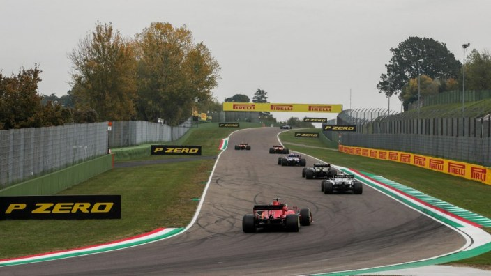 """Domenicali aclara el tema: """"La pole será para el piloto que gane la carrera del sábado"""""""