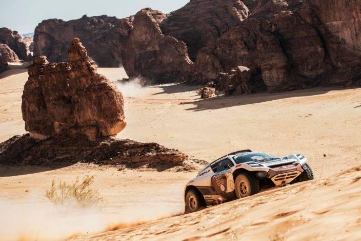 Extreme E y el porqué no es un Dakar eléctrico