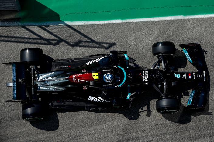 La F1 vuelve a la acción con unos Libres 1 en Imola marcados por la igualdad
