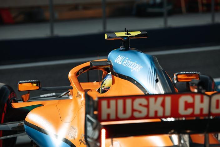 Lando Norris ve fuerte a McLaren en este inicio de temporada