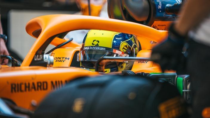 Norris mejoró su ritmo en Baréin gracias a estudiar los datos de Ricciardo