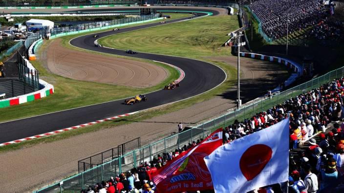 Oficial: Suzuka renueva con la F1 hasta 2024