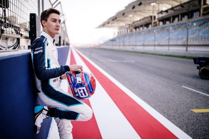 Russell predice que Imola será uno de los circuitos donde mejor irá el Williams