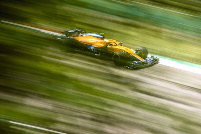 Sábado en Emilia Romaña – McLaren: los límites de pista penalizan a Norris