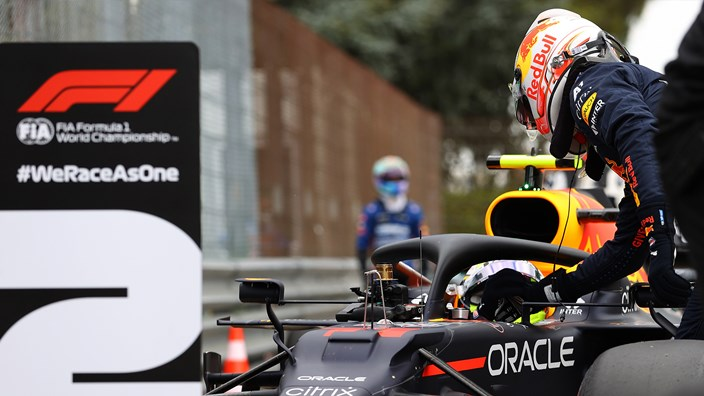 Sábado en Emilia Romaña – Red Bull desafía a Hamilton con sus dos coches