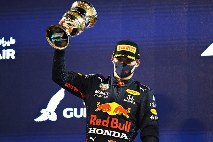 """Verstappen:  """"Tener un coche para luchar por el título lo hace todo más fácil"""""""