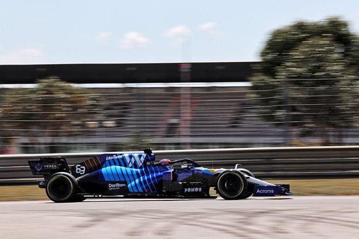 Viernes en Portugal – Williams se acerca a la zona media