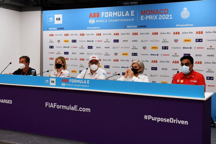 ABB y la Fórmula E anuncian su apoyo oficial a 'FIA Girls on Track'