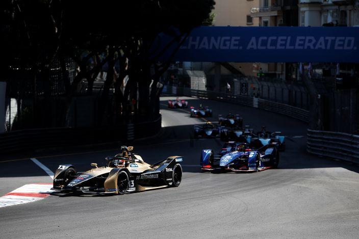Antonio Félix Da Costa hace suyo el #MonacoEPrix