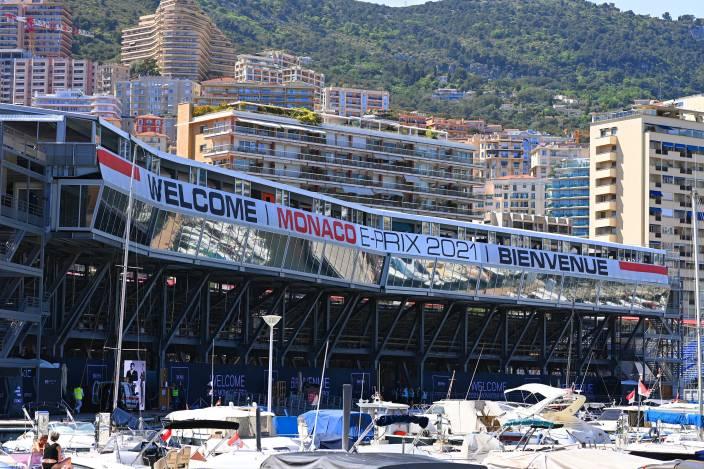 Viernes en el #MonacoEPrix en ojos de Twitter