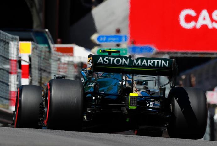 Jueves en Mónaco - Aston Martin de nuevo por delante de Alpine