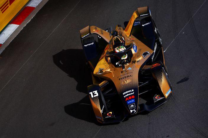 Antonio Felix Da Costa logra la pole para el #MonacoEPrix