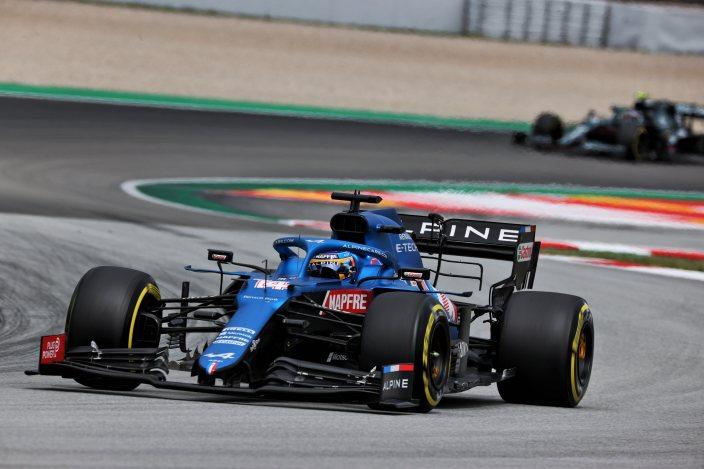 Domingo en España – Alpine se equivoca con la estrategia: Ocon es noveno y Alonso cae de los puntos