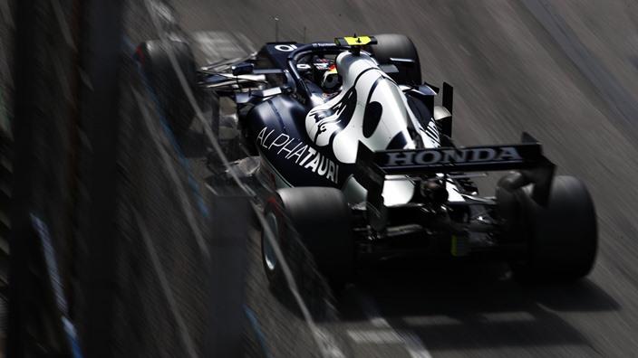 Domingo en Mónaco – AlphaTauri: Gasly finaliza sexto y Tsunoda sólo por delante de los Haas