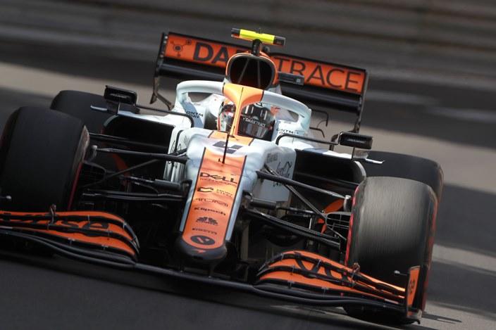 Domingo en Mónaco – McLaren logra otro podio con Lando Norris