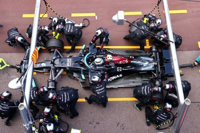 Domingo en Mónaco - Mercedes pierde el liderato de los dos campeonatos