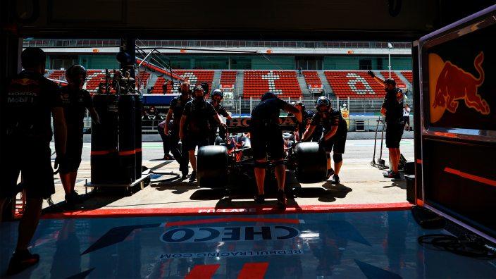 """El test de alerones de la FIA no será un """"inconveniente decisivo"""", según Marko"""